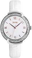Часы наручные женские Skmei 9143-2 (белый) -