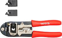 Инструмент для зачистки кабеля Yato YT-2244 -