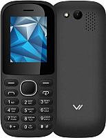 Мобильный телефон Vertex M122 (черный) -