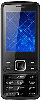 Мобильный телефон Vertex D546 (черная сталь/металл) -