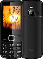 Мобильный телефон Vertex D545 (черный/металл) -