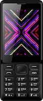Мобильный телефон Vertex D528 (черный) -