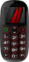 Мобильный телефон Vertex C322 (черный) -