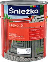 Краска Sniezka Urekor S Антикоррозийная (1л, черный) -