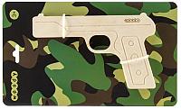 Игровой набор Woody Пистолет ТТ / 02291 -
