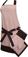 Кухонный набор MATEX Double Charm 10-081 (розовый/коричневый) -
