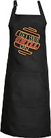 Кухонный фартук MATEX Get You Grill 04-769 (черный) -