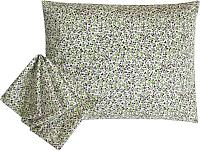 Подушка MATEX Deep Sleep / 12-207 (зеленый/молочный) -