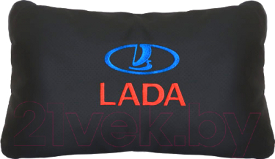 Подушка для автомобиля MATEX Лада / 00-358 (черный)