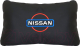 Подушка для автомобиля MATEX Ниссан / 00-419 (черный) -