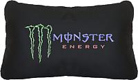Подушка декоративная MATEX Monster Energy / 00-839 (черный) -