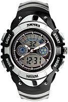 Часы наручные детские Skmei 0998-4 (серебристый) -