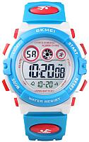 Часы наручные детские Skmei 1451-3 (белый/синий) -