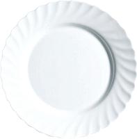Тарелка столовая мелкая Luminarc Trianon H4124 -