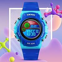 Часы наручные детские Skmei 1477-2 (синий) -