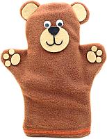 Кукла-перчатка Smile Decor Мишка / Ф017 -