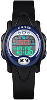 Часы наручные для девочек Skmei 1478-1 (черный) -