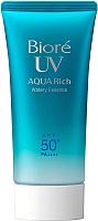 Эмульсия солнцезащитная Biore UV Aqua Rich SPF50 (50г) -