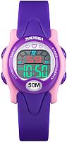 Часы наручные для девочек Skmei 1478-5 (пурпурный) -