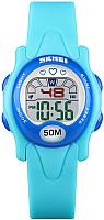 Часы наручные детские Skmei 1478-3 (светло-синий) -