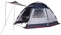 Палатка FHM Alioth 4 (синий/серый) -