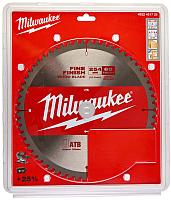 Пильный диск Milwaukee 4932451728 -
