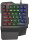 Клавиатура Ritmix RKB-209BL Gaming -