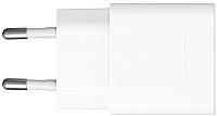 Зарядное устройство сетевое Sony UCH10 (белый) -