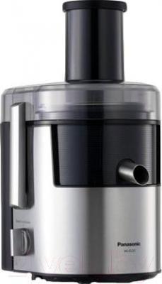 Соковыжималка Panasonic MJ-DJ31STQ - общий вид