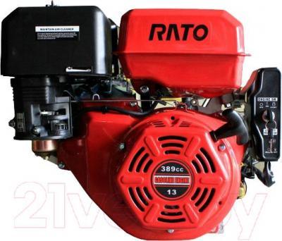 Двигатель бензиновый Rato R390E (S Type) - общий вид