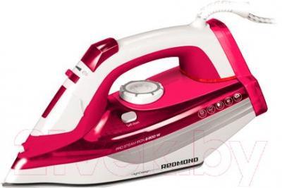 Утюг Redmond RI-C223 (розовый) - общий вид