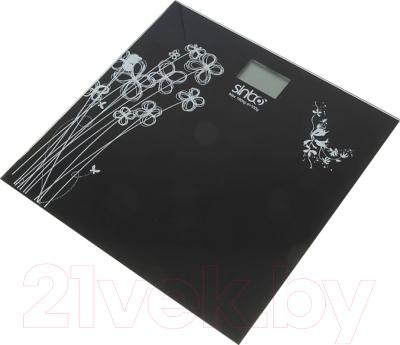 Напольные весы электронные Sinbo SBS 4429 (Black)