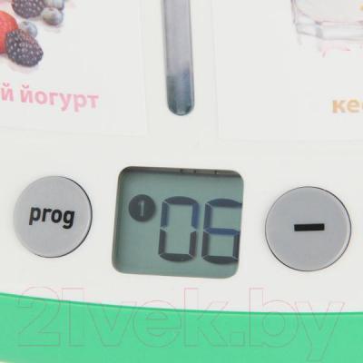 Йогуртница Tefal Lacteo YG260132 - управление