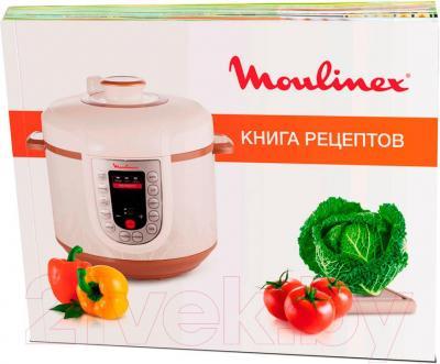 Мультиварка-скороварка Moulinex CE501132