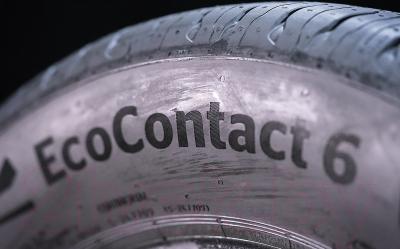 Летняя шина Continental EcoContact 6 245/45R18 100Y BMW -