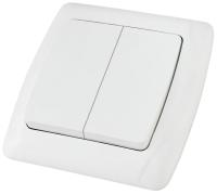 Выключатель TDM Онега SQ1805-0002 (белый) -
