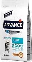 Корм для кошек Advance Kitten (10кг) -