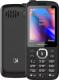 Мобильный телефон Texet TM-D325 (черный) -