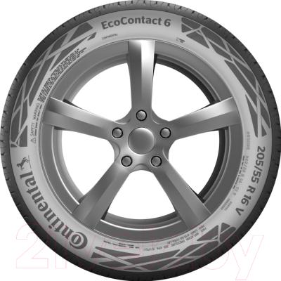 Летняя шина Continental EcoContact 6 215/65R16 98H -
