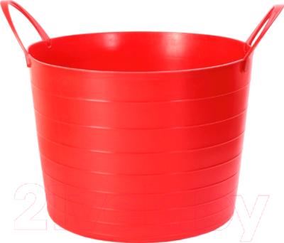 Корзина Idea М2881 (27л,красный)