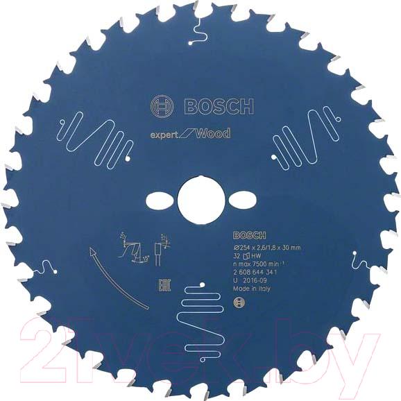 Купить Пильный диск Bosch, 2.608.644.341, Китай