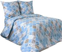 Комплект постельного белья Паулiнка 4124/4937(02) -