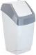 Контейнер для мусора Idea Хапс / М2471 (15л,мраморный) -