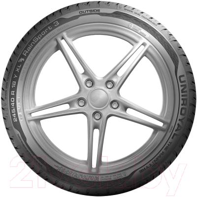 Летняя шина Uniroyal RainSport 3 215/55R18 99V -