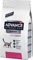 Корм для кошек Advance VetDiets Urinary (8кг) -
