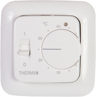 Терморегулятор для теплого пола Thermix PT001H16 (белый) -