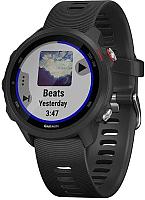Умные часы Garmin Forerunner 245 / 010-02120-30 (черный) -