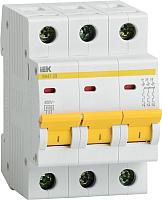 Выключатель автоматический IEK ВА 47-29 50А 3п 4.5кА С -