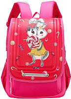 Школьный рюкзак Grizzly RA-977-1 (фуксия) -