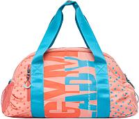 Спортивная сумка Grizzly TD-939-2 (персиковый) -